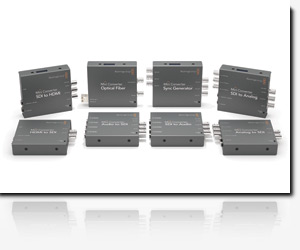 Blackmagic - Mini Converters